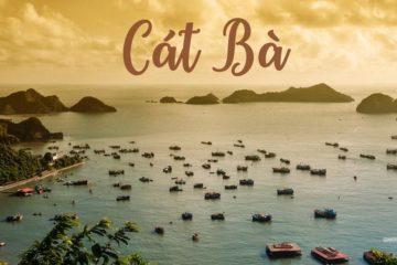 16. Hướng dẫn đi xe khách từ Hà Nội tới du lịch đảo Cát Bà tự túc1